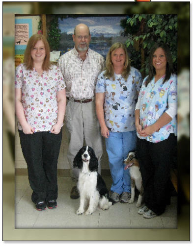 Southwest Plaza Animal Clinic Staff